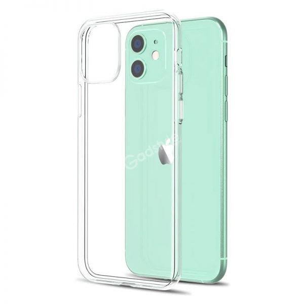 Crystal Clear Transparent Soft Tpu Back Case For Iphone 11 Pro Pro Max (1)