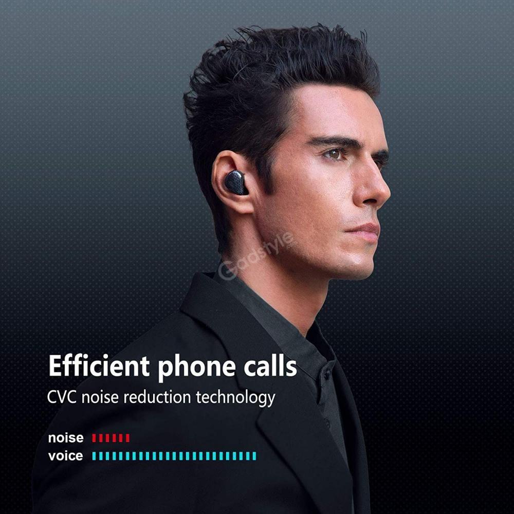 Doss Icon T33 True Wireless Earbuds (3)