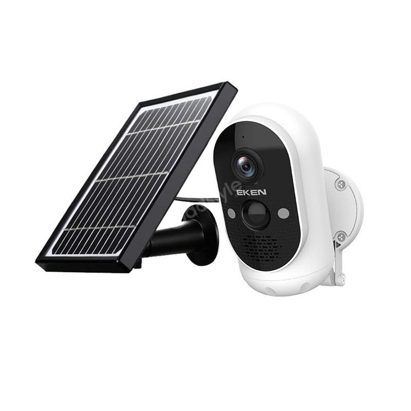 Eken Astro Solar Panel Wire Free 1080p Battery Camera (1)