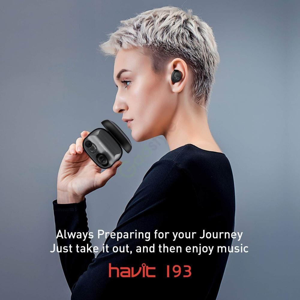 Havit I93 Tws Truly Wireless Earbuds (4)