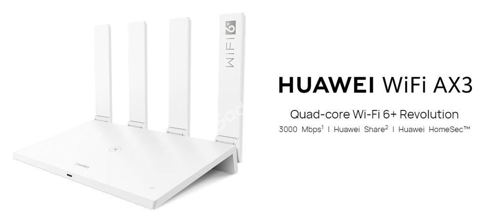 Huawei Ax3 Pro Logo Quad Core Wi Fi 6 Plus (2)