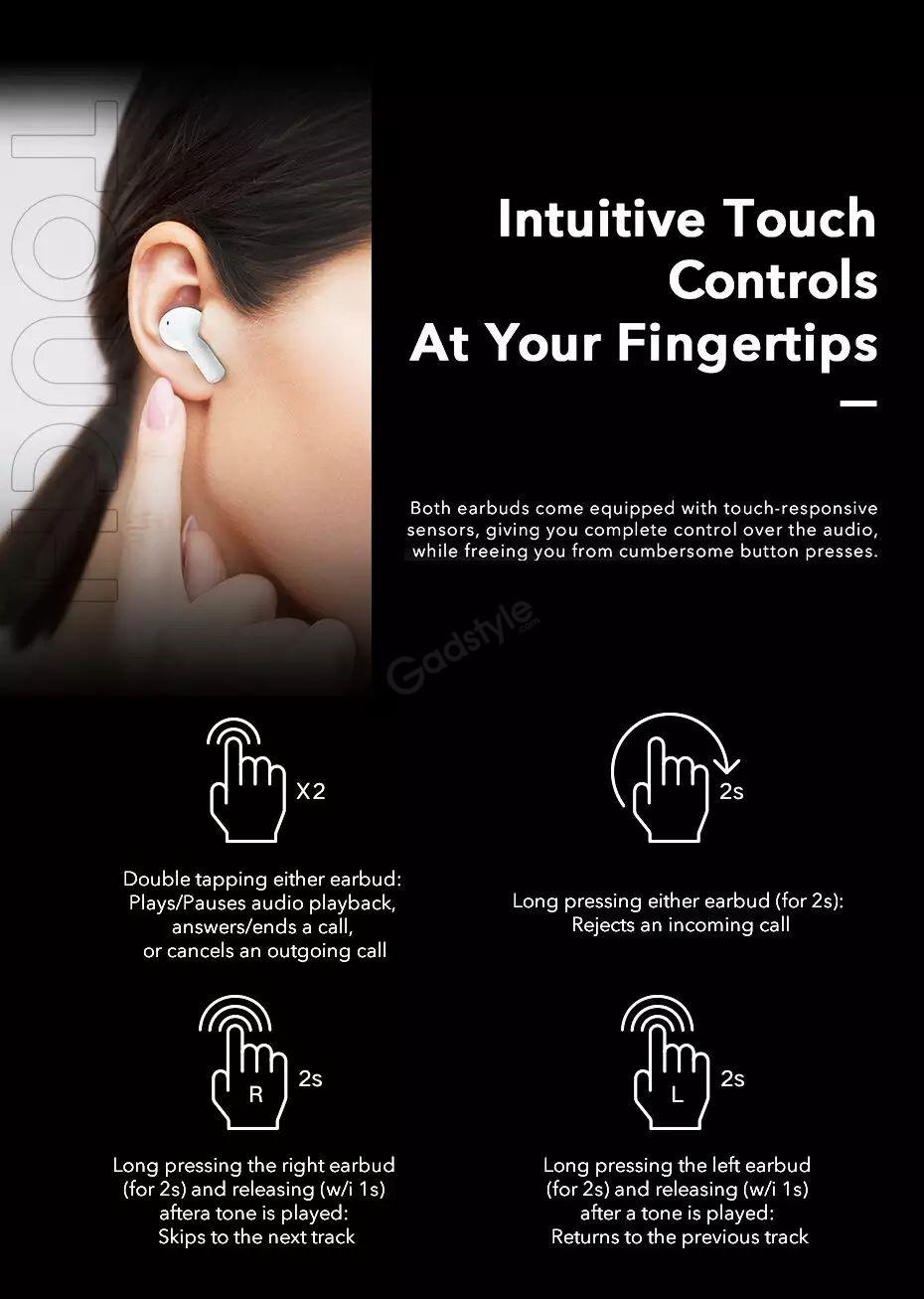Huawei Moecen Tws Earbuds X1 (1)