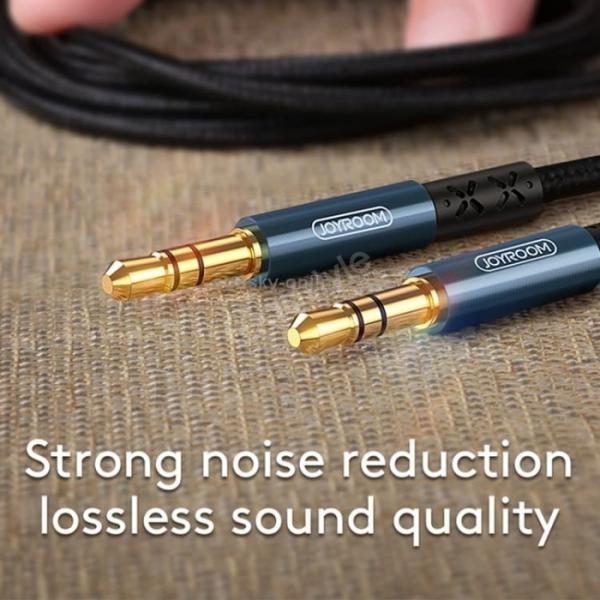 Joyroom A1 Series Audio Aux Cable 2m (4)
