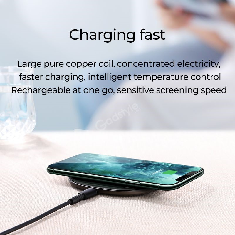 Joyroom Jr A23 15w Qi Wireless Charger Fast Charger (1)