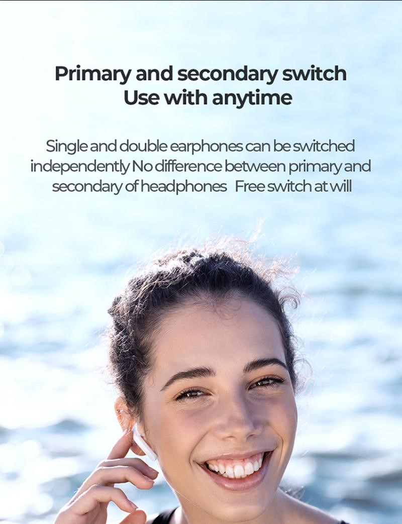 Joyroom Jr T09 Bluetooth 5 0 Ture Wireless Earphones (9)