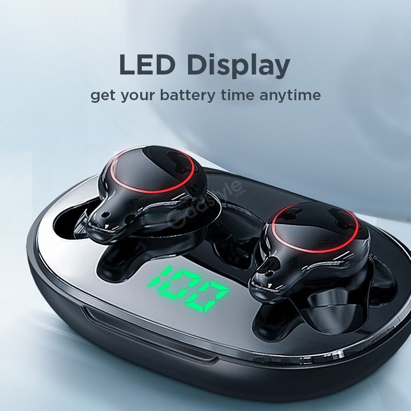 Joyroom Jr T12 True Wireless Bluetooth Led Display Waterproof Earbuds (8)