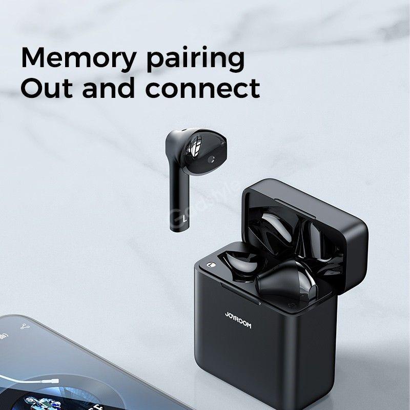 Joyroom Jr Tl8 Ipx5 Waterproof Ture Wireless Tws Earphones (4)