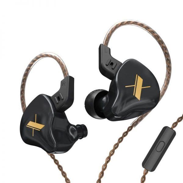 Kz Edx Magnetic Dynamic Driver Hifi In Ear Earphones (5)
