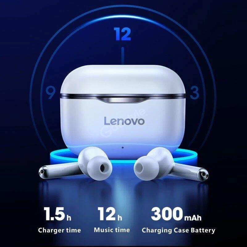 Lenovo Livepods Lp1 Tws Wireless Bluetooth 5 0 Earbuds (4)
