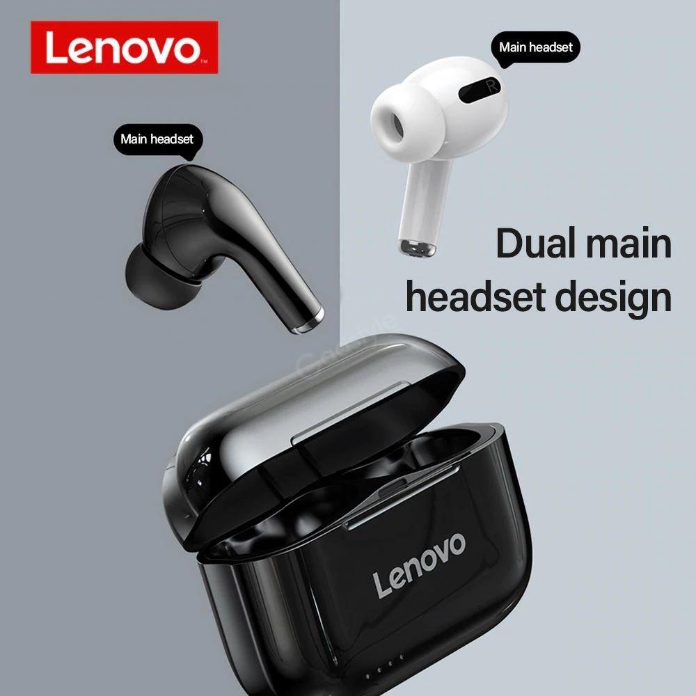 Lenovo Livepods Lp1s Tws Bluetooth Earbuds (1)