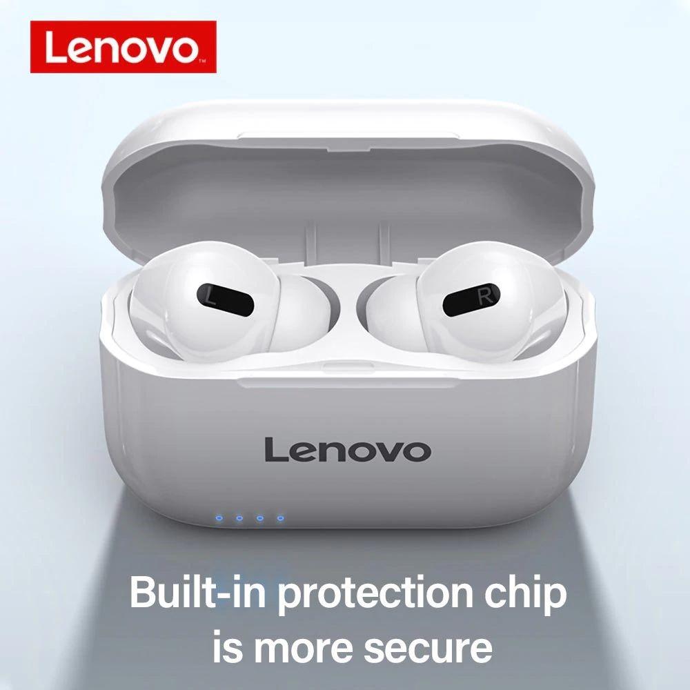Lenovo Livepods Lp1s Tws Bluetooth Earbuds (5)