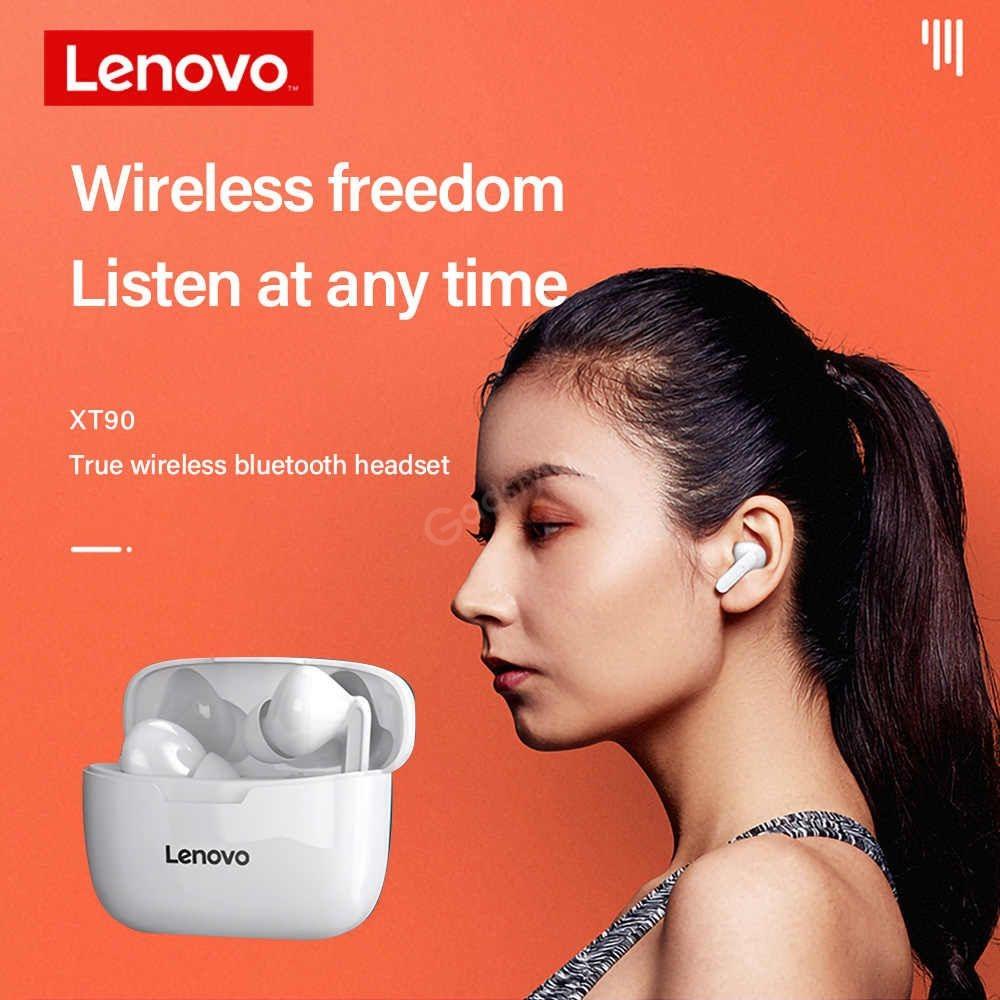 Lenovo Xt90 Tws Bluetooth 5 0 Earbuds (8)