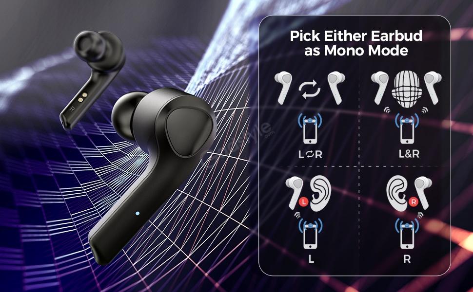 Mpow Ms1 True Wireless Earbuds (3)