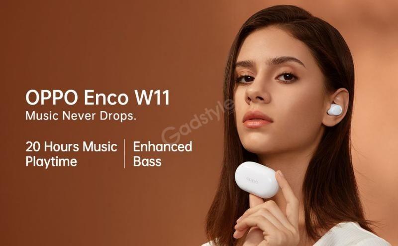Oppo Enco W11 True Wireless Earbuds (2)