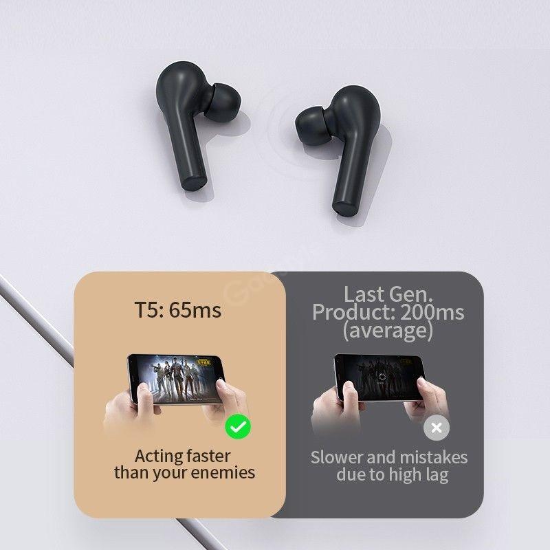 Qcy T5s True Wireless Bluetooth Earbuds (3)