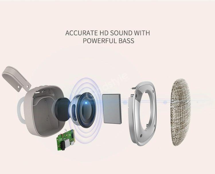 Recci Rbs L1 Funwind Outdoor Bluetooth Speaker (1)