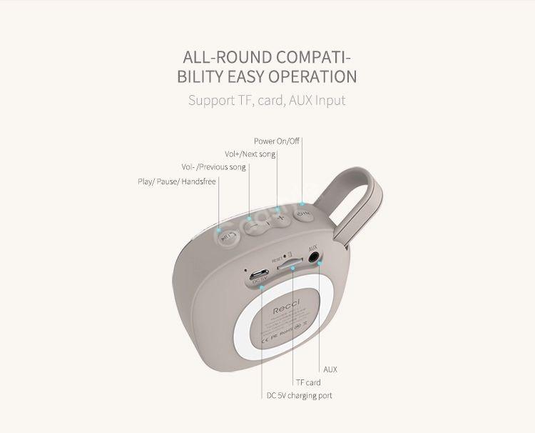 Recci Rbs L1 Funwind Outdoor Bluetooth Speaker (2)