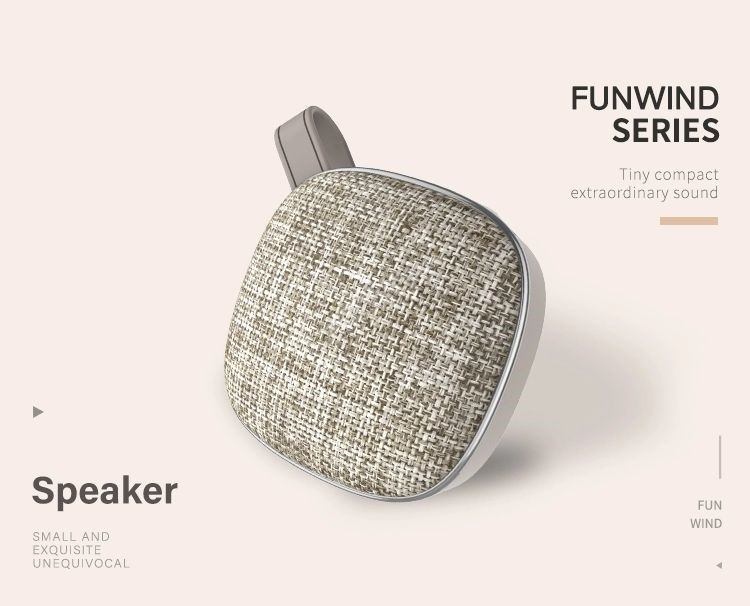 Recci Rbs L1 Funwind Outdoor Bluetooth Speaker (5)