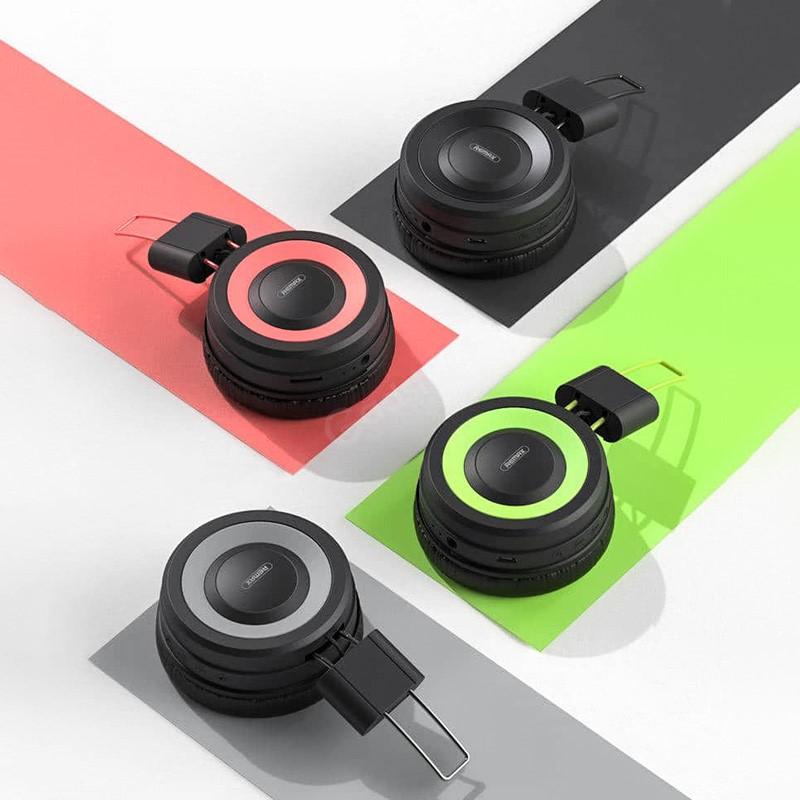 Remax Rb 725hb Bluetooth 5 0 Wireless Headphones (3)