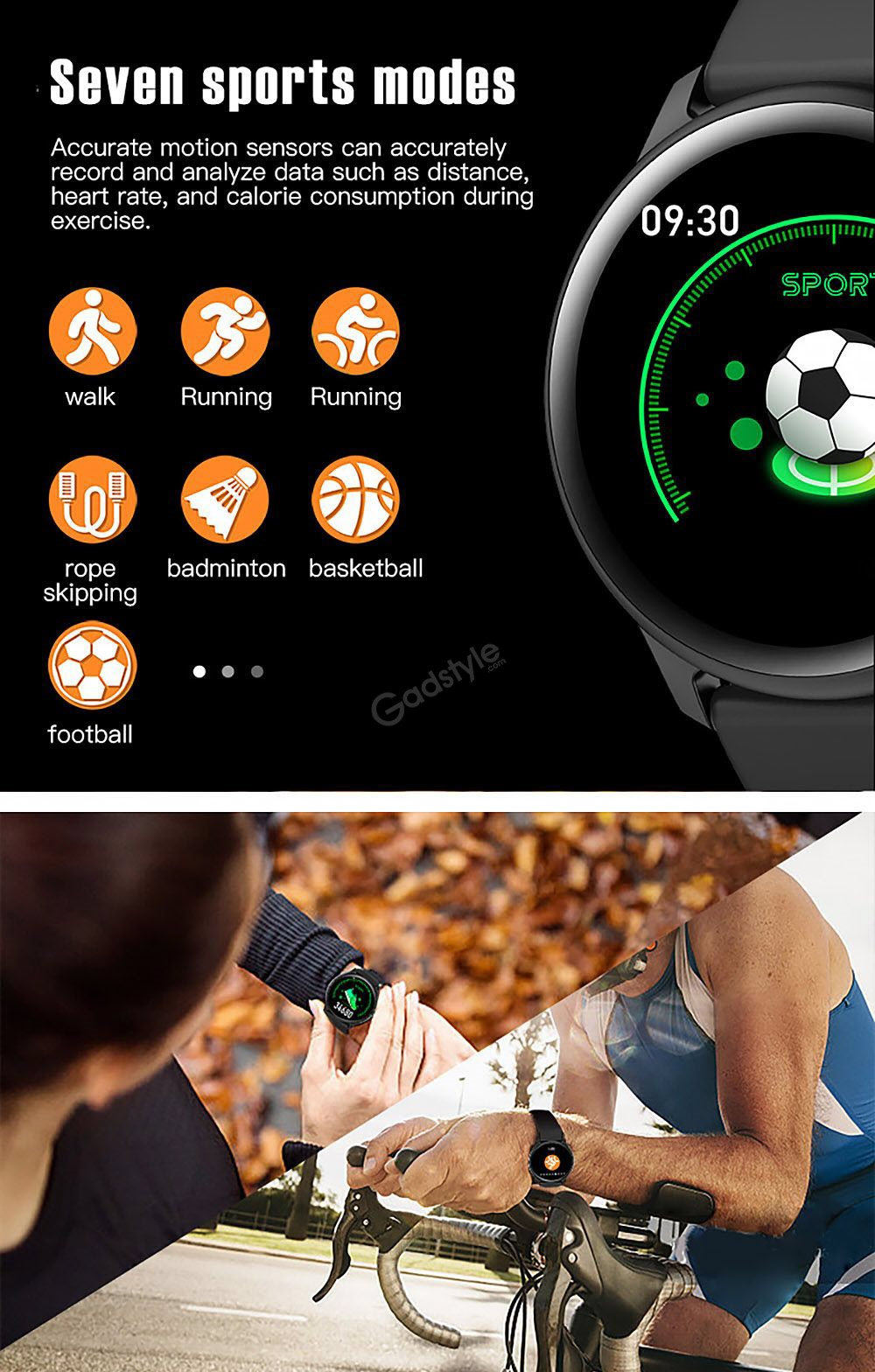 Remax Rl Ep09 Smart Watch (6)