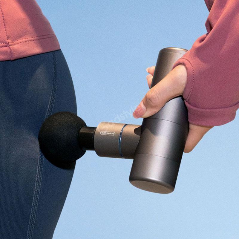 Remax Rl Pc09 Portable Body Massage Gun (2)