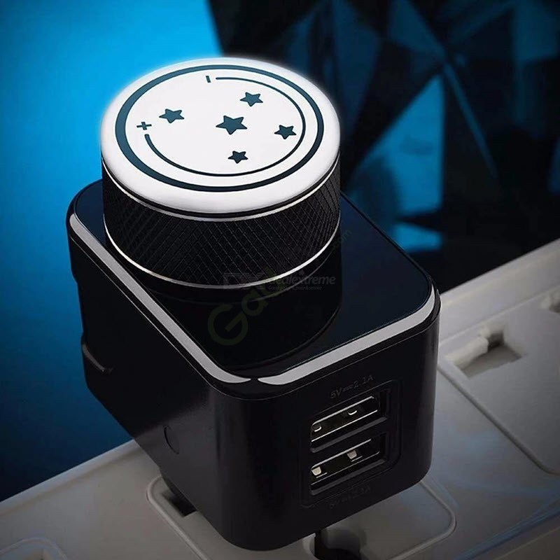 Rock T21 Smart Usb Charger With Adjustable Night Light (1)