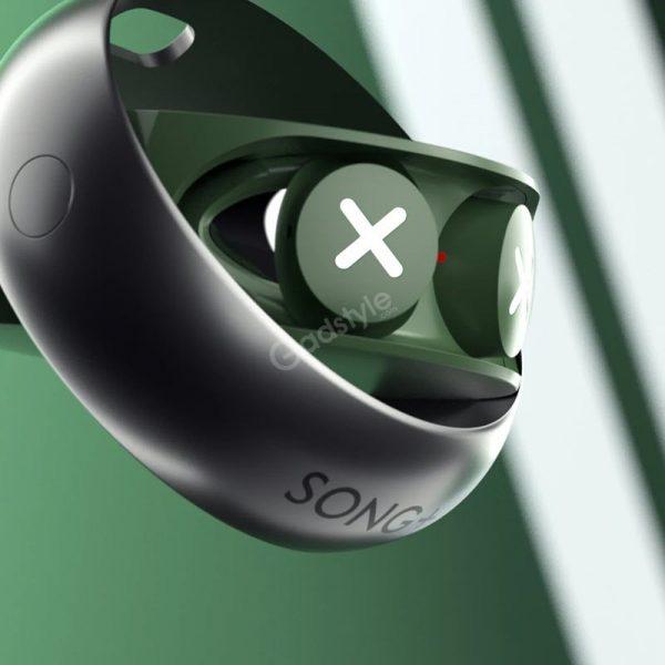 Song X Sx06 Tws True Wireless Earbuds (2)