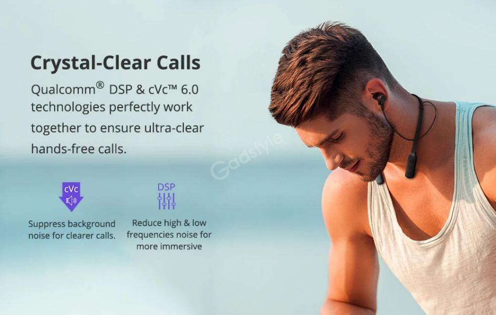 Tronsmart Encore S2 Plus Sport Bluetooth Headphones (3)