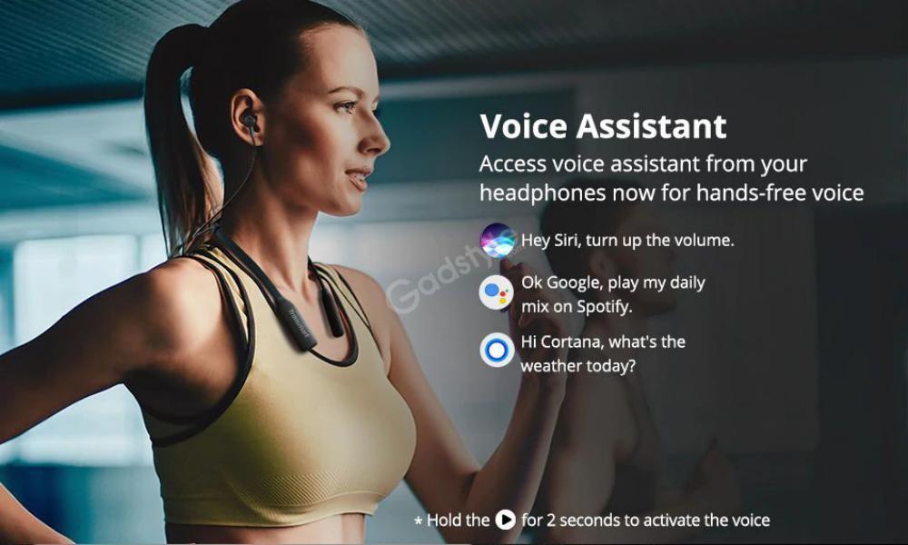 Tronsmart Encore S2 Plus Sport Bluetooth Headphones (4)