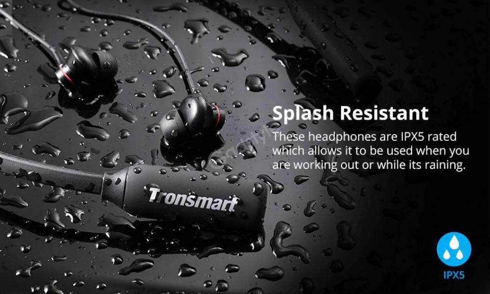 Tronsmart Encore S2 Plus Sport Bluetooth Headphones (5)
