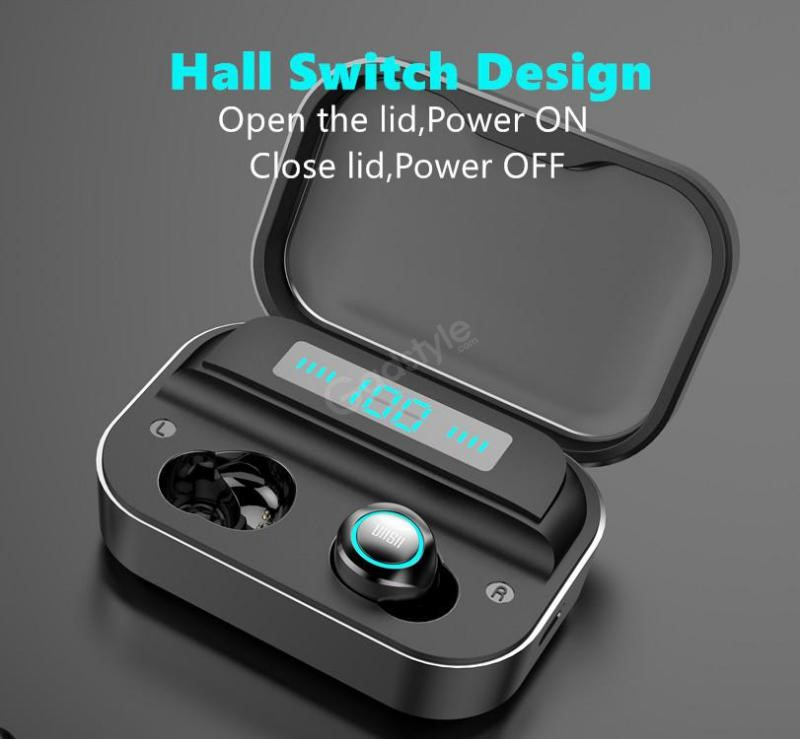 Uiisii Wintory Dual 2 Hybrid Dual Driver Wireless Earbuds (4)