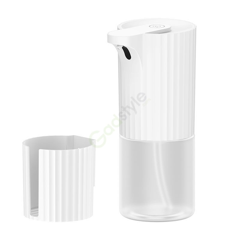 Usams Us Zb172 Wall Mounted Automatic Soap Dispenser 300ml (3)