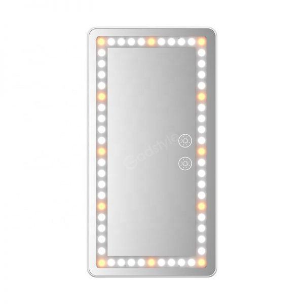 Usams Zb176 Touch Screen Portable Makeup Cosmetic Mirror (6)