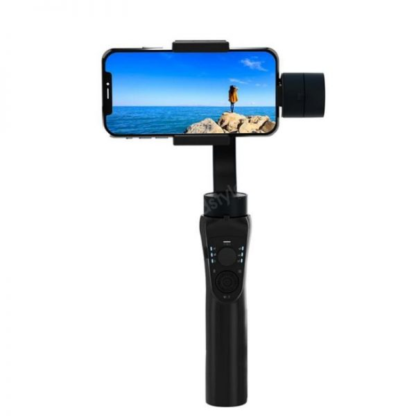 Wiwu S5b 3 Axis Hand Held Stabilized Gimbal Selfie Stick (1)