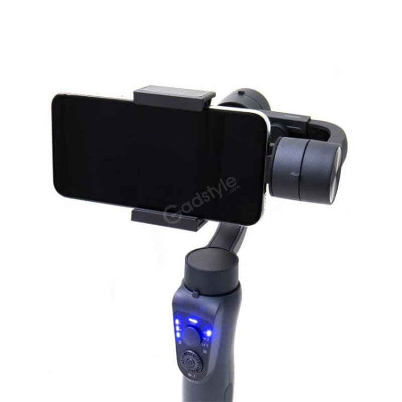 Wiwu S5b 3 Axis Hand Held Stabilized Gimbal Selfie Stick (2)