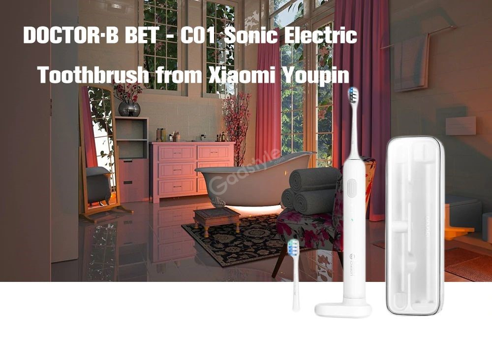 Xiaomi Dr Bei Sonic Electric Toothbrush Bet C01 (1)