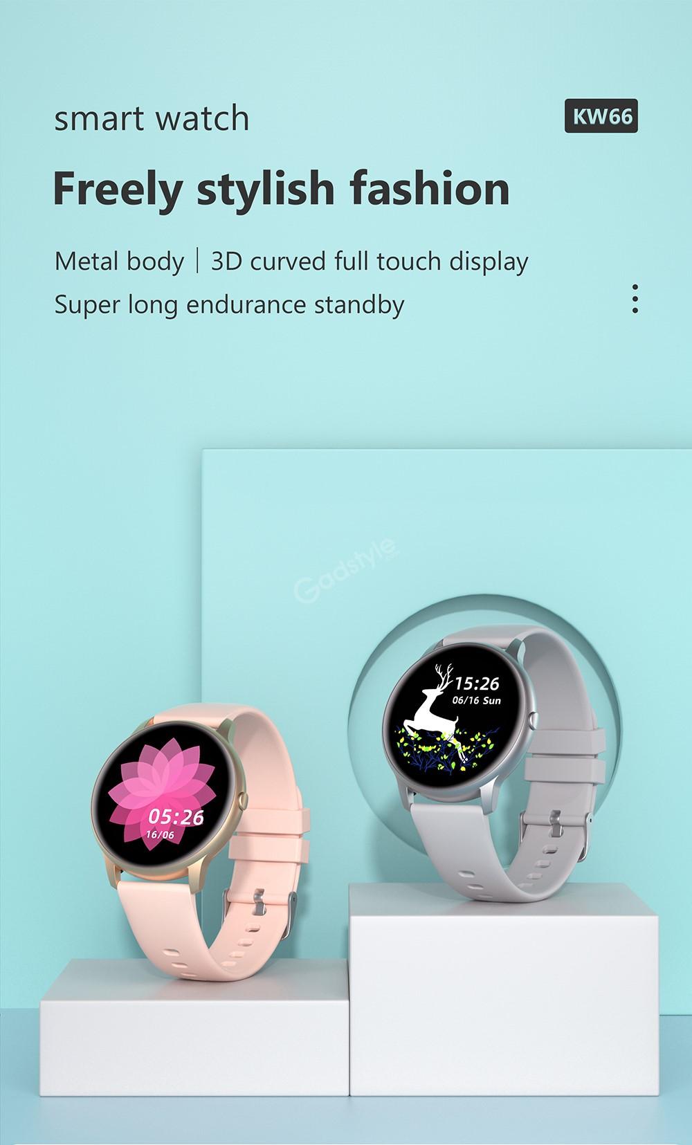 Xiaomi Imilab Kw66 Smart Watch (3)