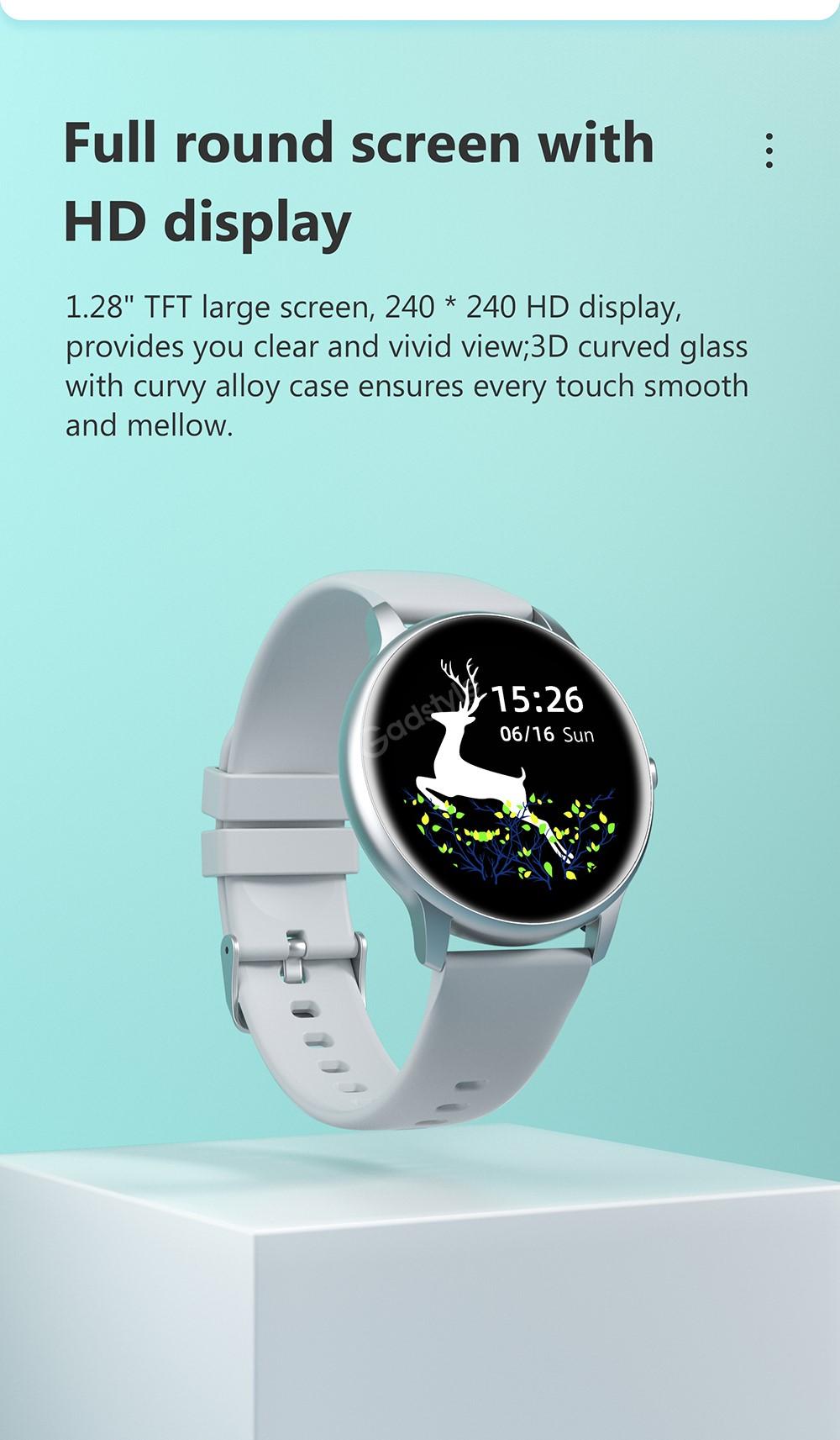 Xiaomi Imilab Kw66 Smart Watch (4)