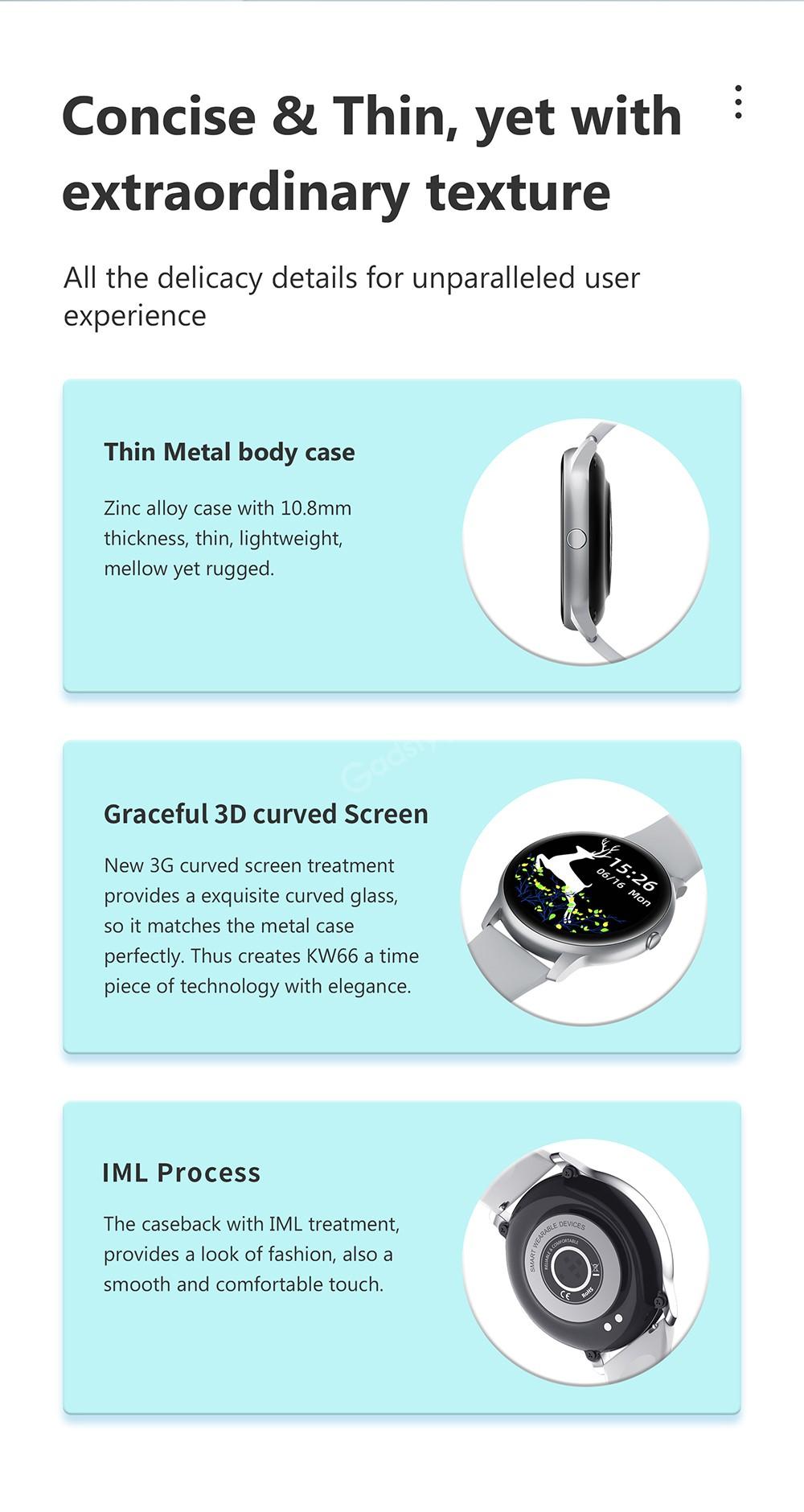 Xiaomi Imilab Kw66 Smart Watch (5)