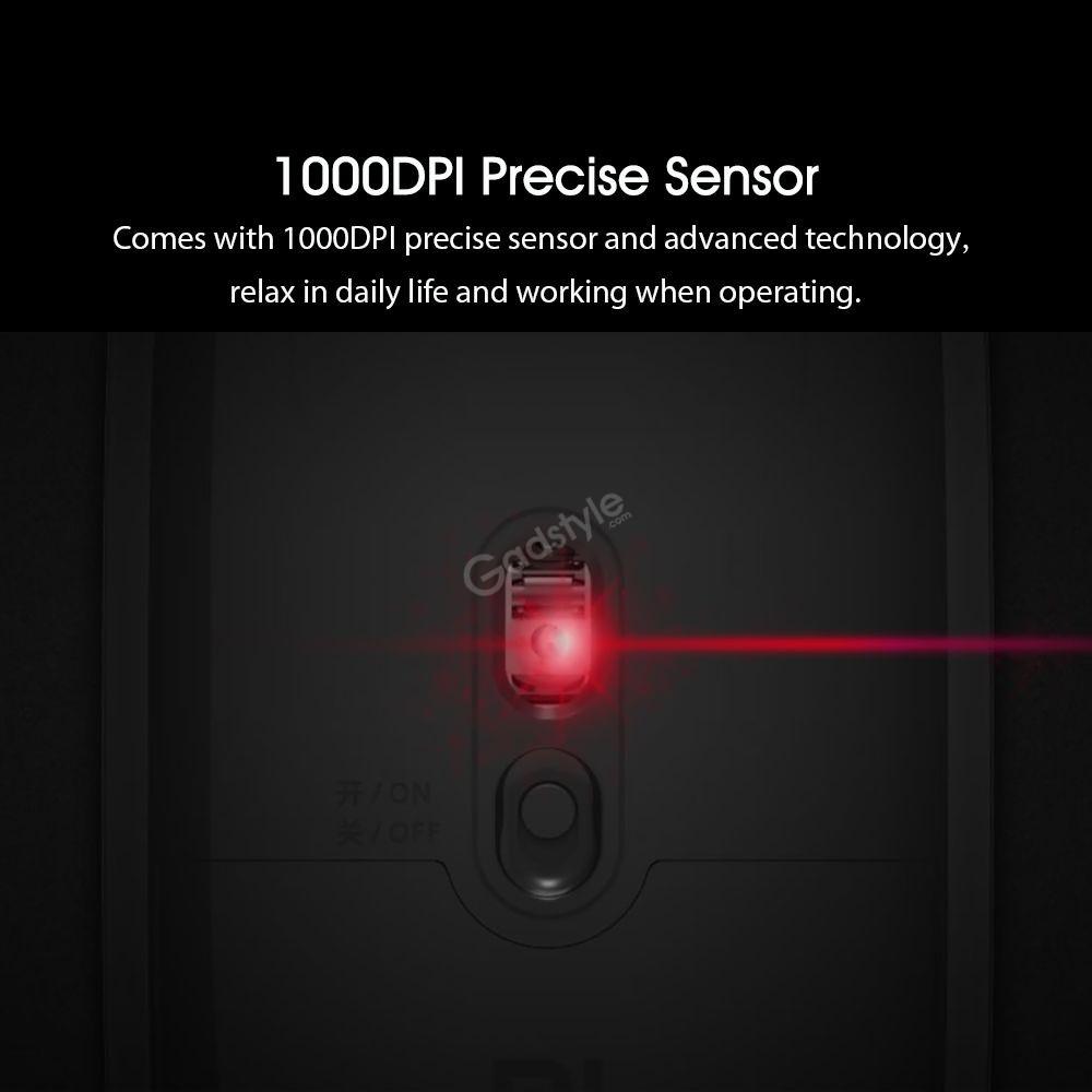 Xiaomi Mi Wireless Mouse Keyboard Set (2)