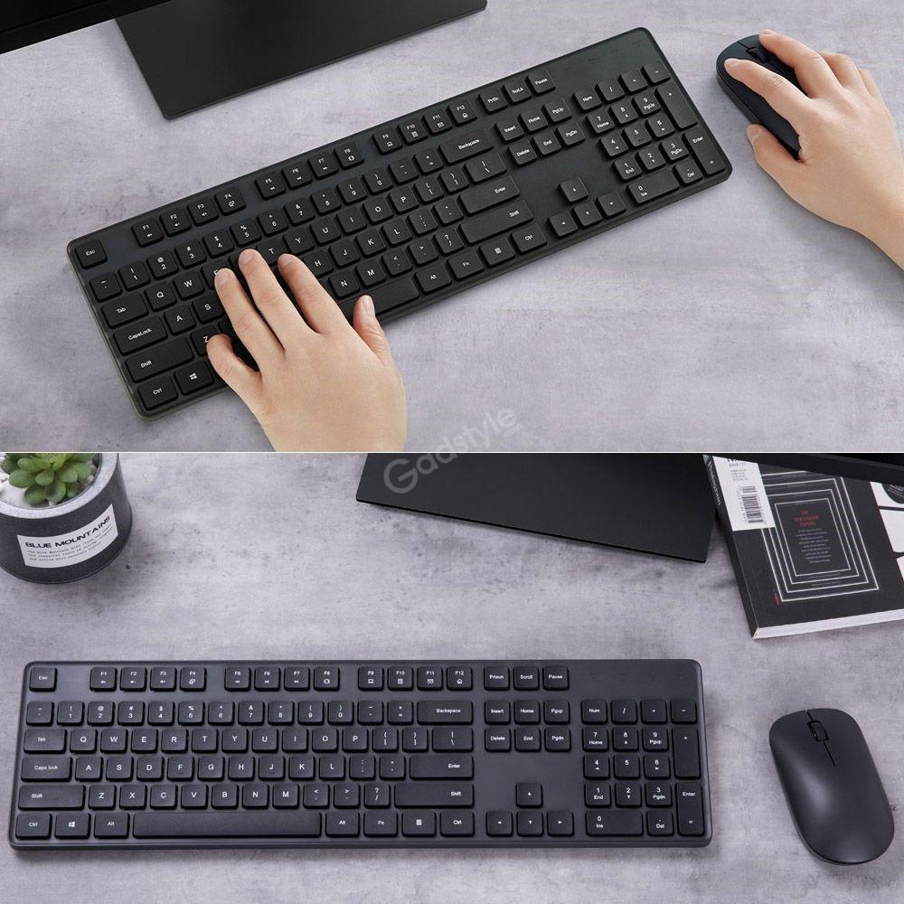 Xiaomi Mi Wireless Mouse Keyboard Set (3)