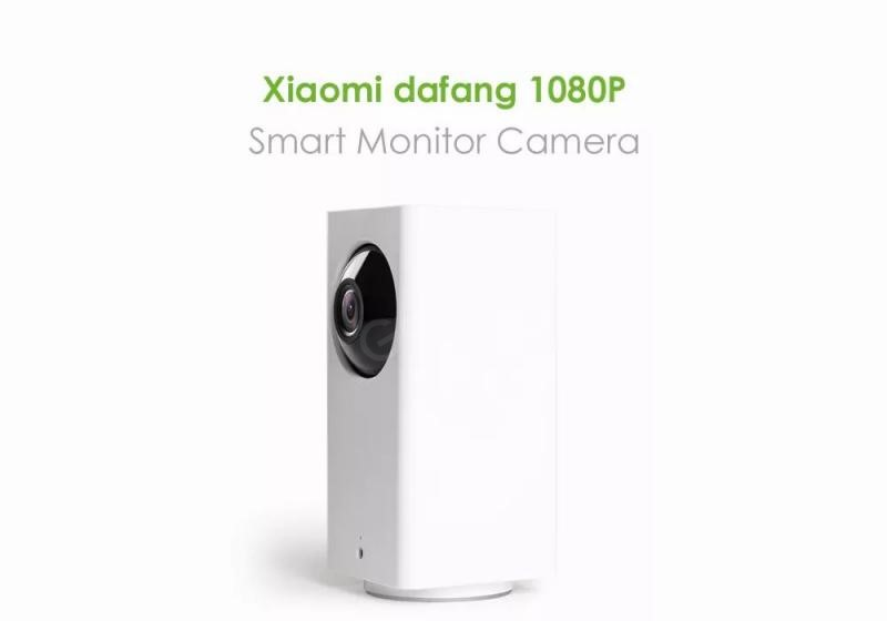 Xiaomi Mijia Dafang Smart Ip Camera 110 Degree 1080p Fhd (9)