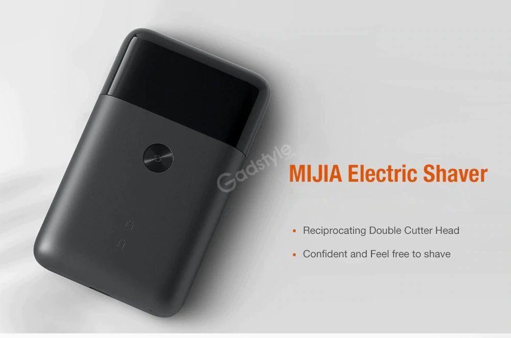 Xiaomi Mijia Rotating Dual Cutter Heads Electric Shaver (4)