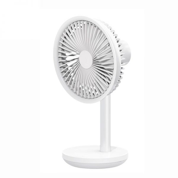Xiaomi Mijia Solove Usb Desktop Fan 4000mah Battery Capacity