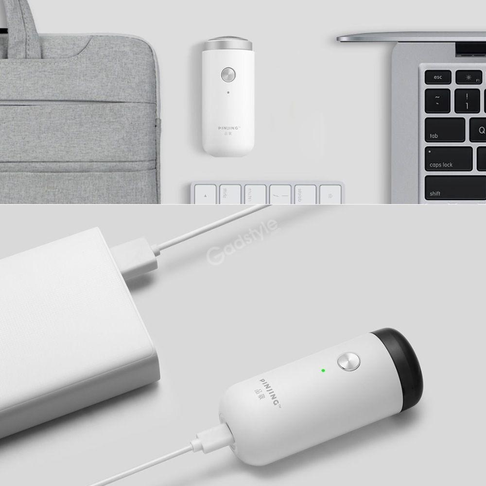 Xiaomi Pinjing Mini Electric Shaver (2)