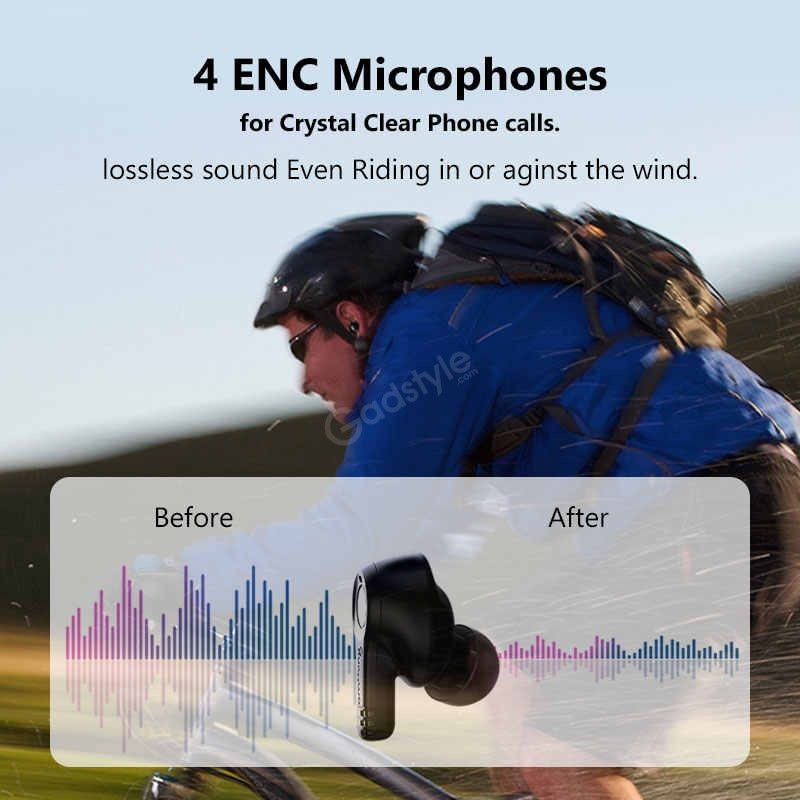1more Omthing Airfree Eo002bt Tws Bluetooth Earphones (11)