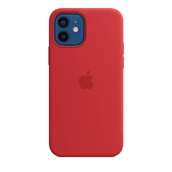 Apple Silicone Case With Magsafe For Iphone 12, Pro, Pro Max And Mini (2)