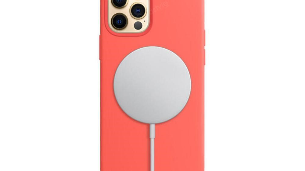 Apple Silicone Case With Magsafe For Iphone 12, Pro, Pro Max And Mini (4)