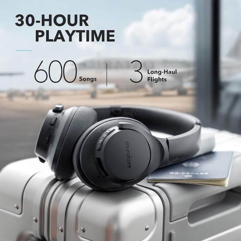 Anker Life Q20 Hybrid Active Noise Canceling Headphones (5)