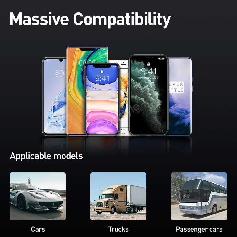 Baseus 18w Dual Usb Car Wireless Mp3 Charger (1)